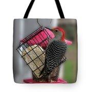 Bird Feeder Wp 06 Tote Bag