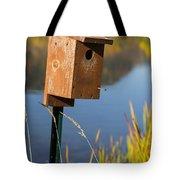 Bird House Autumn 1 Tote Bag