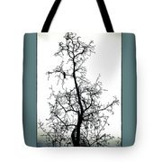 Bird In The Branches Tote Bag