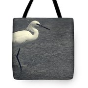 Bird In The Water Tote Bag