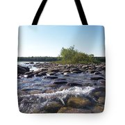 Bird Island Tote Bag