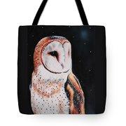 Bird N.7 Tote Bag