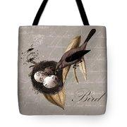 Bird Nest - 02v23c2b Tote Bag