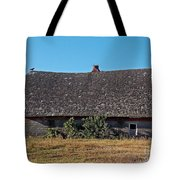 Bird Of Death Tote Bag