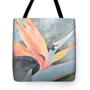 Bird Of Paradise 2 Tote Bag