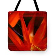 Bird Of Paradise Flower 5 Tote Bag