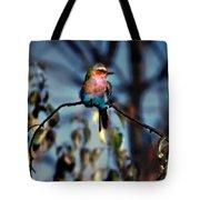 Bird On A Limb Tote Bag
