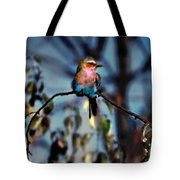 Bird On A Limb Tote Bag