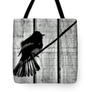Bird On A Wire I Tote Bag