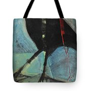 Bird On Branch Tote Bag