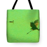 Bird Parade Tote Bag