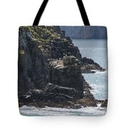 Bird Paradise On Cook Strait Tote Bag