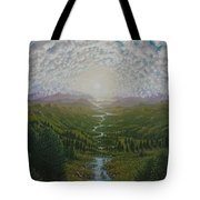 Bird View Tote Bag
