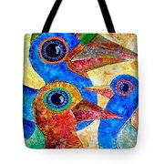 Birds 736 - Marucii Tote Bag