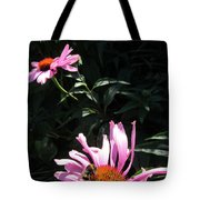 Birds And The Bee Tote Bag