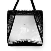Birds-eye View Tote Bag by Dave Bowman