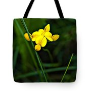 Bird's-foot Trefoil Tote Bag