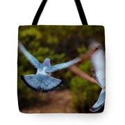Birds In Flight 030515ab Tote Bag