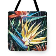 Birds Of Paradise  2   Sold Tote Bag