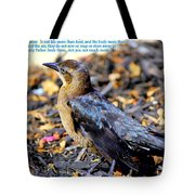 Birds Of The Air Tote Bag
