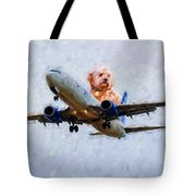 Bird's Point Of View Tote Bag