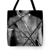 Birds Side Of U Tote Bag
