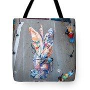 Birdseye View Tote Bag
