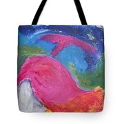 Birdwhale Tote Bag