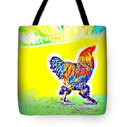 Who Is Afraid Of The Birdy Boss  Tote Bag