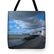 Birling Gap Beach Tote Bag
