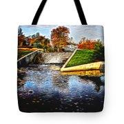 Birmingham Mi Waterfall Tote Bag