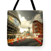 Birmingham New St  Tote Bag