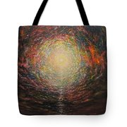 Birth Canal Tote Bag