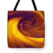 Birth Of A Galaxy Tote Bag