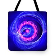 Birth Of A Star Tote Bag