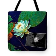 Birth Of An Image Tote Bag