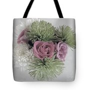 Birthday Flowers Two Tote Bag