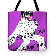 Birthday Mama Tote Bag