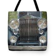 Birthday Rolls-royce Tote Bag