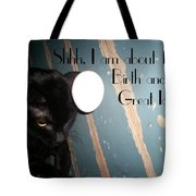 Birthing A Great Idea Tote Bag