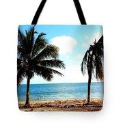 Biscayne Bay Florida Tote Bag