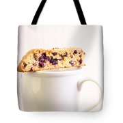 Biscotti And Coffee Tote Bag
