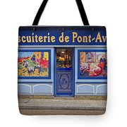 Biscuiterie In Pont Avon Tote Bag