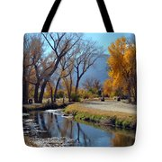 Bishop Creek Tote Bag