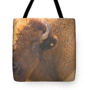 Bison Evening Tote Bag