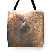 Bison Lick Tote Bag