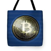 Bitcoin In Circulation Tote Bag