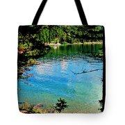Bitterroot Lake Tote Bag