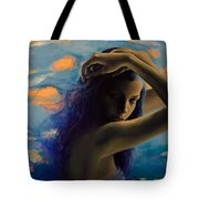 Bittersweet Tote Bag by Dorina  Costras