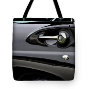 Black 57 Thunderbird Tote Bag